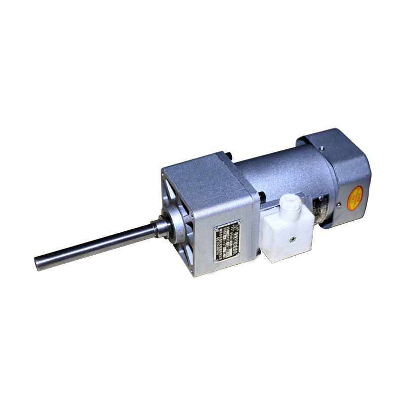 Miniature live gear reduction motor