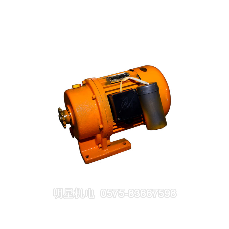 Tea machine special gear reducer