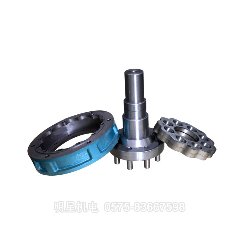 Cycloidal pinwheel reducer accessories