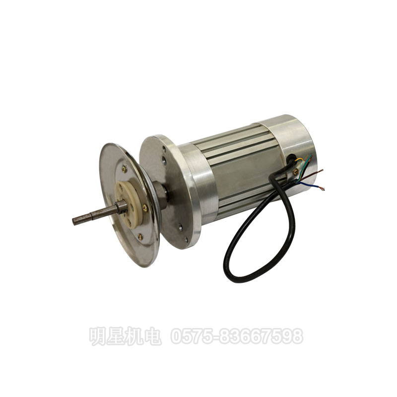 High-speed asynchronous start permanent magnet synchronous motor