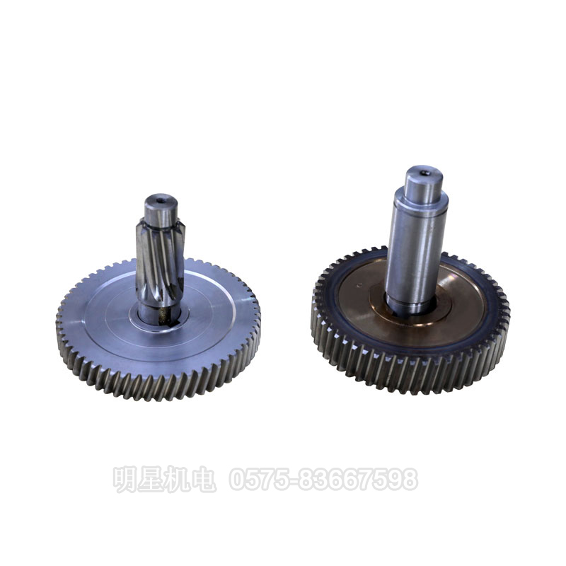 Hard Tooth Surface Reducer Accessories Gears